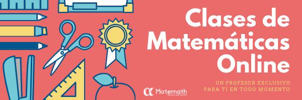 banner matemath clases de matematicas online