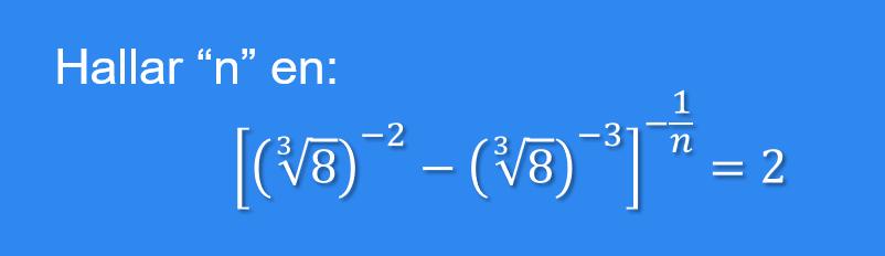 ecuaciones exponenciales ejercicios resueltos 2
