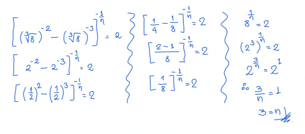 ecuaciones trascendentes ejercicios resueltos 2.2