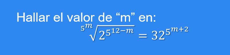 ecuaciones exponenciales ejercicios resueltos 5.1