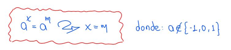ecuaciones trascendentes caso I