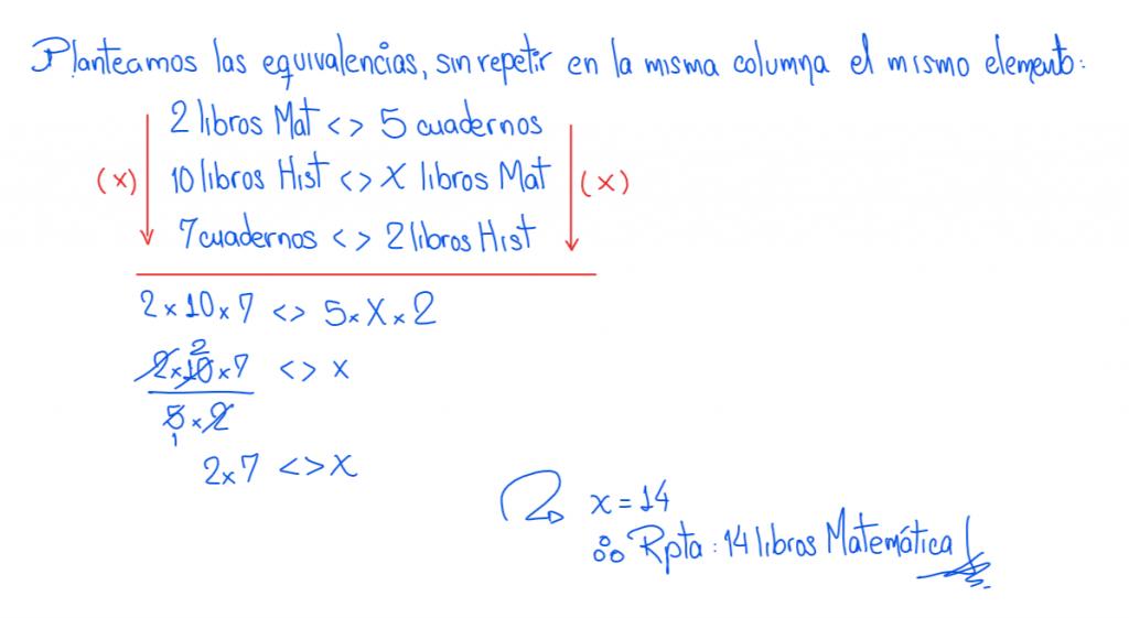 metodo de la regla conjunta ejercicios resueltos 2
