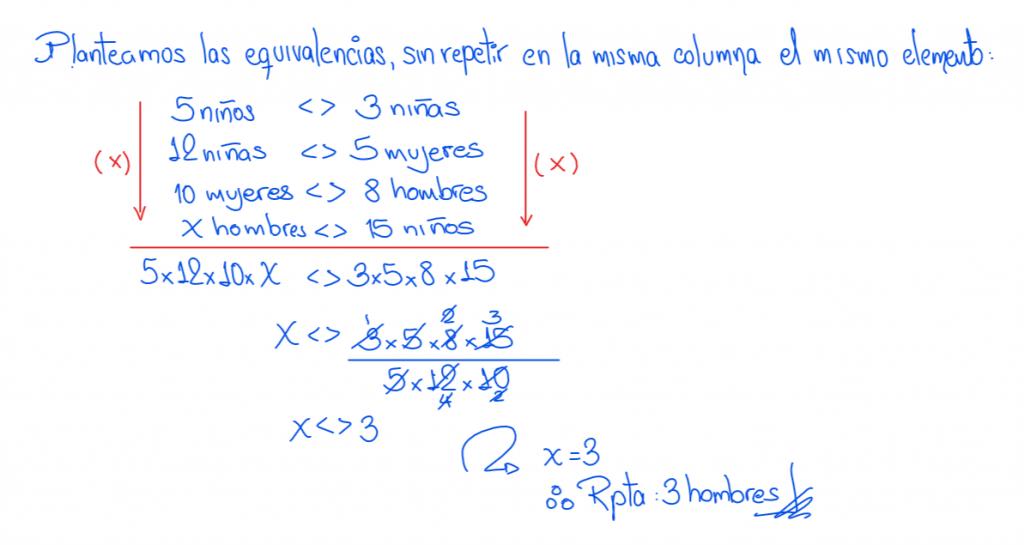metodo de la regla conjunta ejercicios resueltos 9