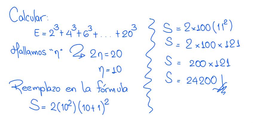 SUMAS NOTABLES ✍ Todas las fórmulas que buscas - Matemath