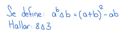 ejercicio 1 nivel secundaria operadores matemáticos