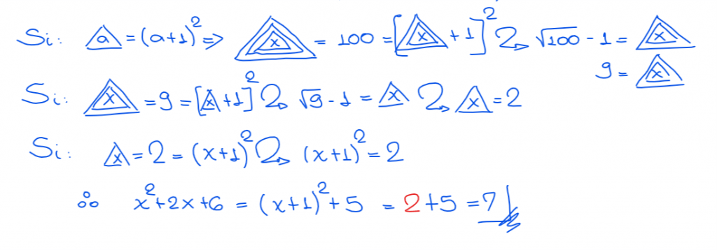 Solución 2 unmsm 2010-II