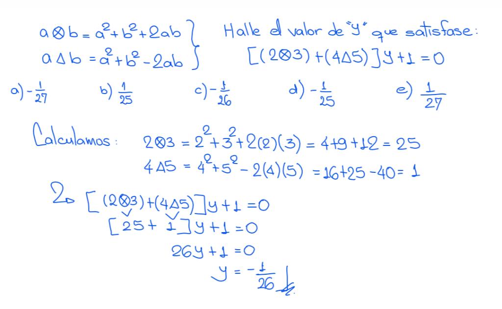solución 4 unmsm 2013-II