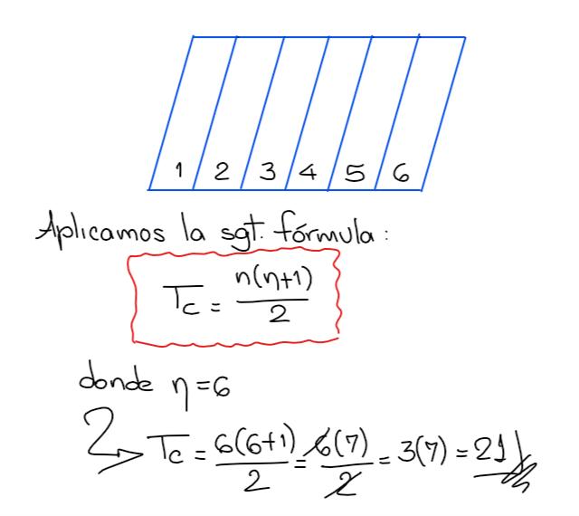 solución 2 ¿cuantos cuadriláteros hay en la siguiente figura?