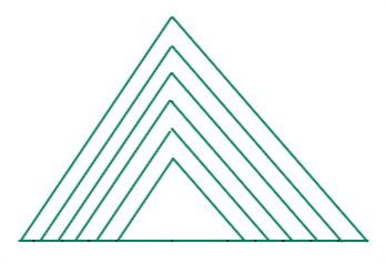 ¿cuántos hexágonos hay en la siguiente figura?
