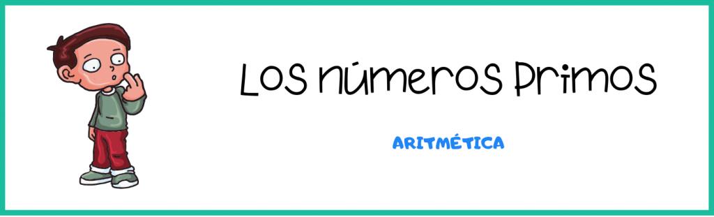 Título: Los números Primos