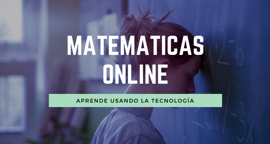 aprende matemáticas usando la tecnología
