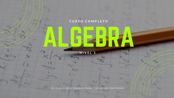 Curso de Algebra