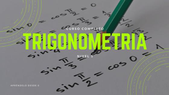 Curso de Trigonometría