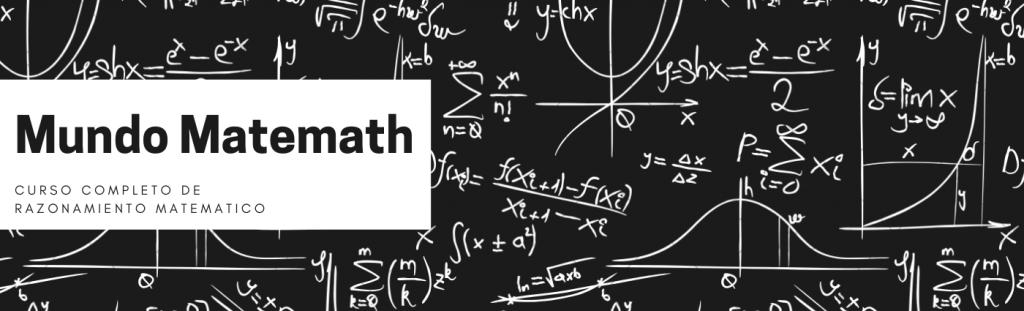 curso de razonamiento matematico