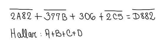 Ejemplo criptoaritmética