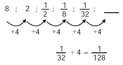 sucesiones numericas con fracciones