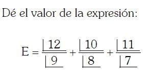 ejercicios otra forma de escribir el factorial