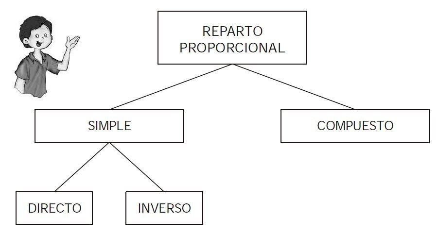 Reparto proporcional imagen 1