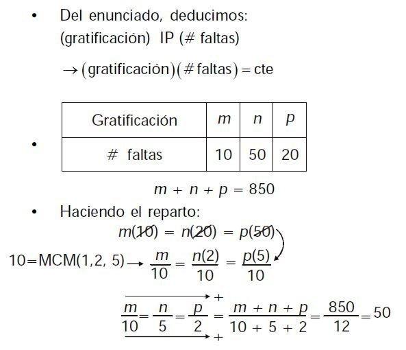 Reparto proporcional imagen 14