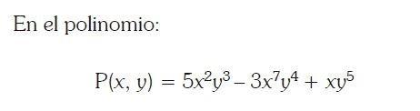 grado de un polinomio imagen 1