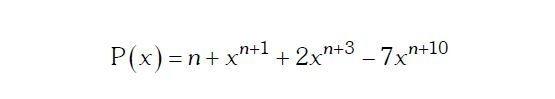 grado de un polinomio imagen 13
