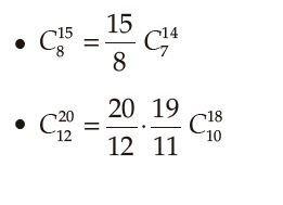 numero combinatorio imagen 23
