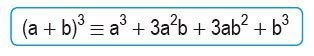 binomio al cubo suma