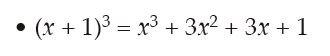ejemplo de binomio al cubo suma