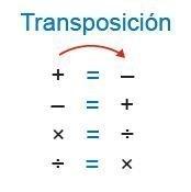ecuaciones de primer grado imagen 1