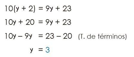 ecuaciones de primer grado imagen 20