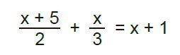 ecuaciones de primer grado imagen 34