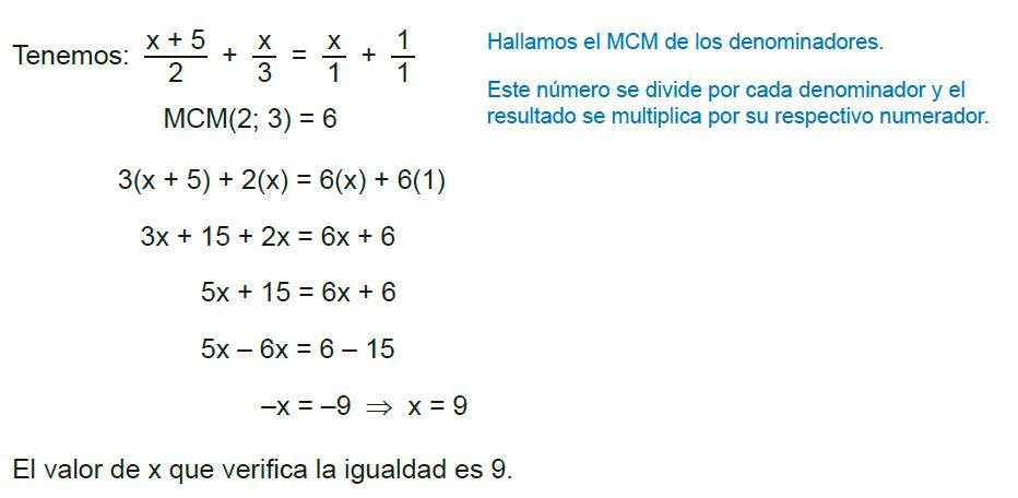 ecuaciones de primer grado imagen 35