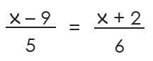 ecuaciones de primer grado imagen 8