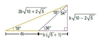 triángulos rectángulos notables imagen 15