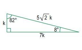 triángulos rectángulos notables imagen 21