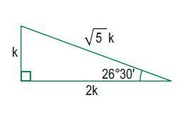 triángulos rectángulos notables imagen 23