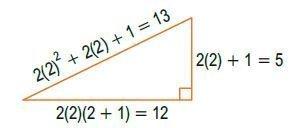 triángulos rectángulos notables imagen 30