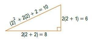 triángulos rectángulos notables imagen 33