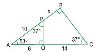 triángulos rectángulos notables imagen 36