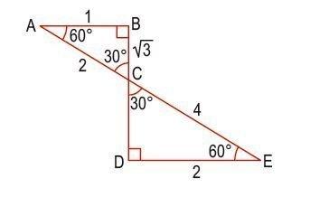 triángulos rectángulos notables imagen 39
