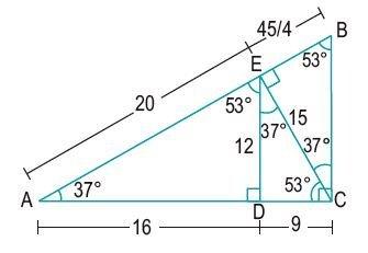 triángulos rectángulos notables imagen 42