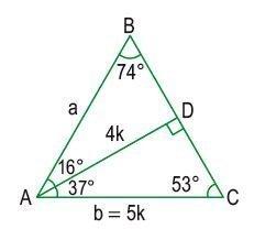 triángulos rectángulos notables imagen 45