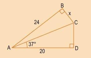 triángulos rectángulos notables imagen 47
