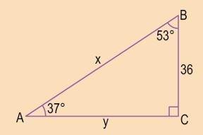 triángulos rectángulos notables imagen 50