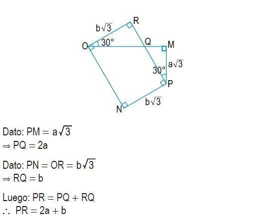 triángulos rectángulos notables imagen 62