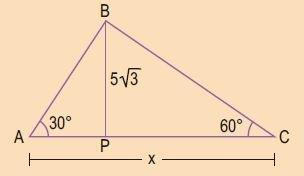 triángulos rectángulos notables imagen 71