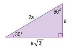 triángulos rectángulos notables imagen 9
