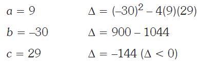 Ecuaciones de segundo grado ejercicios Imagen 10