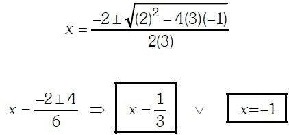 Ecuaciones de segundo grado ejercicios Imagen 16