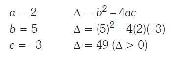 Ecuaciones de segundo grado ejercicios Imagen 2